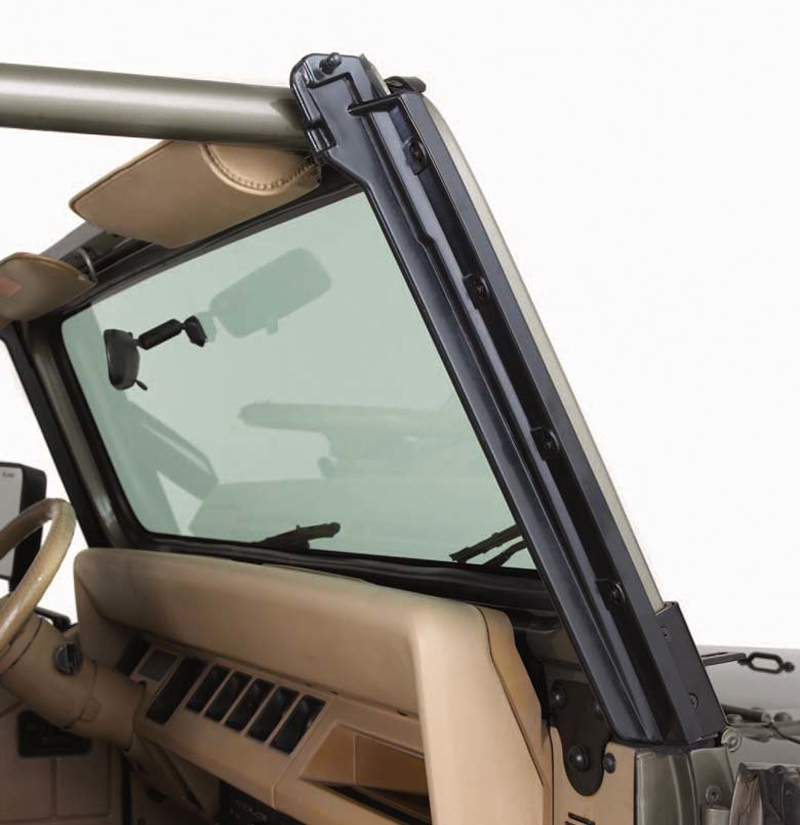 YJ Rugged Ridge Soft Top Windshield RetainersFor 87-95 Jeep Wrangler #12306.05