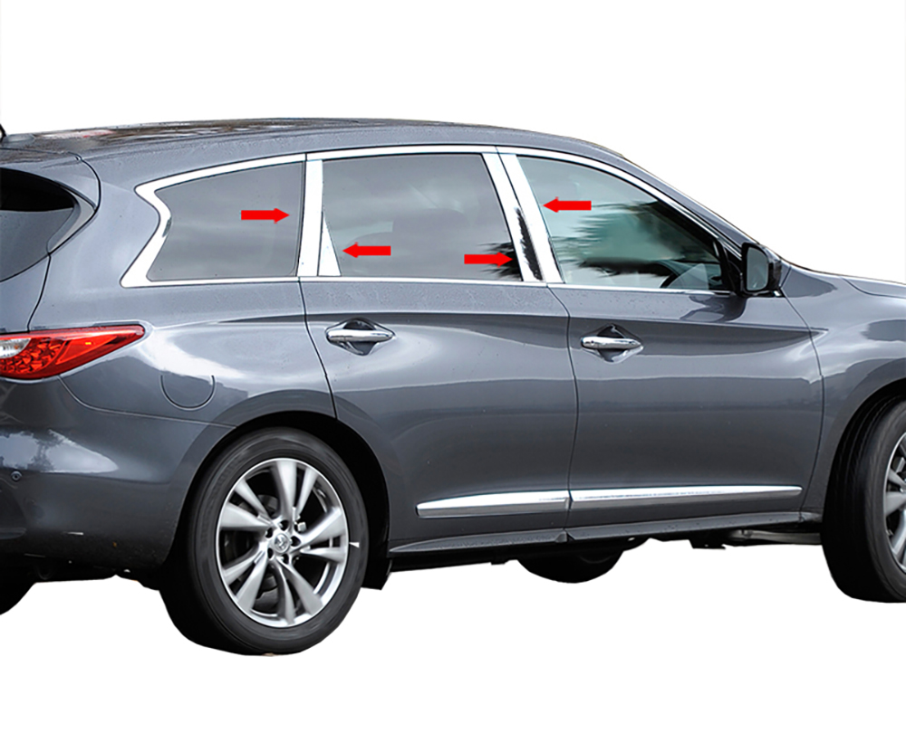 Image Is Loading For 2017 Infiniti Jx35 Qx60 8pc W